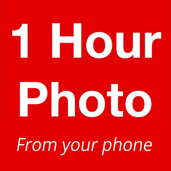 Print your photos in 1 hour from your phone with our convenient 1 hour photo app.